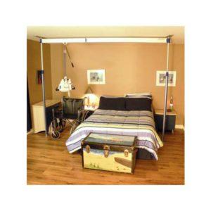 Easytrack-2-post-in-bedroom